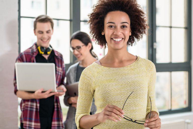 Enkeltpersonforetak innehaver med ansatte